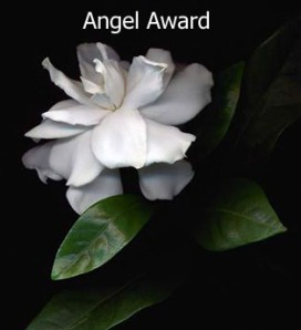 Angel Award For Blogging Excellence
