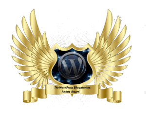 Award--WordPress Blogatorium