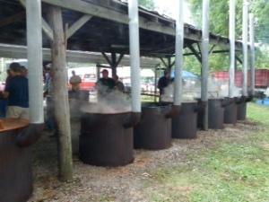 Burgoo pots 2